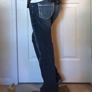 Denim Medium Wash Kate Boot Cut Jeans